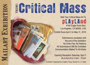 Mailart Exhibition: Critical Mass