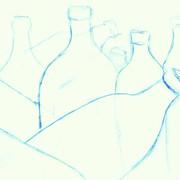 Bottles - Mail Art