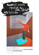 Art Postcard exhibition - Galería Krabbe