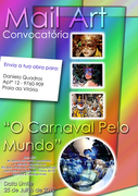 Tema: O Carnaval pelo Mundo/ Theme: Carnival around the world