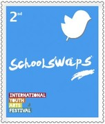 Kingston International Youth Arts Festival postcard show