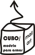 Convocatoria Internacional de Arte Correo: CUBO/MODELO PARA ARMAR