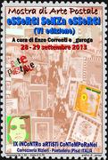 """Mail art eSSeRCi SeNZa eSSeRCi 6"" (ITALY)"