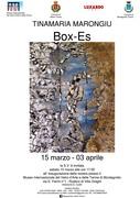 Tinamaria Marongiu Box-Es