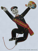 Jumping Jack - International Mailart-call