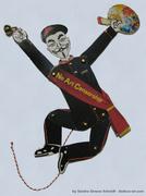Jumping Jack - International Mailart-call