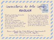 Mail Art Call / Convocatoria de arte correo / REVOLVER