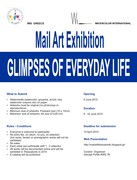 Glimpses of everyday life  (Watercolor / Watermedia ONLY)
