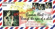 Mail art call: COSMOS ALERT, BY A CHILD EYE LOOK