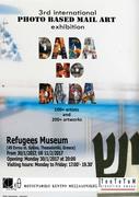 3rd International Photo Based Mail Art Exhibition: No DADA Left