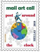 MAIL ART PROJECT 2018:THE POST